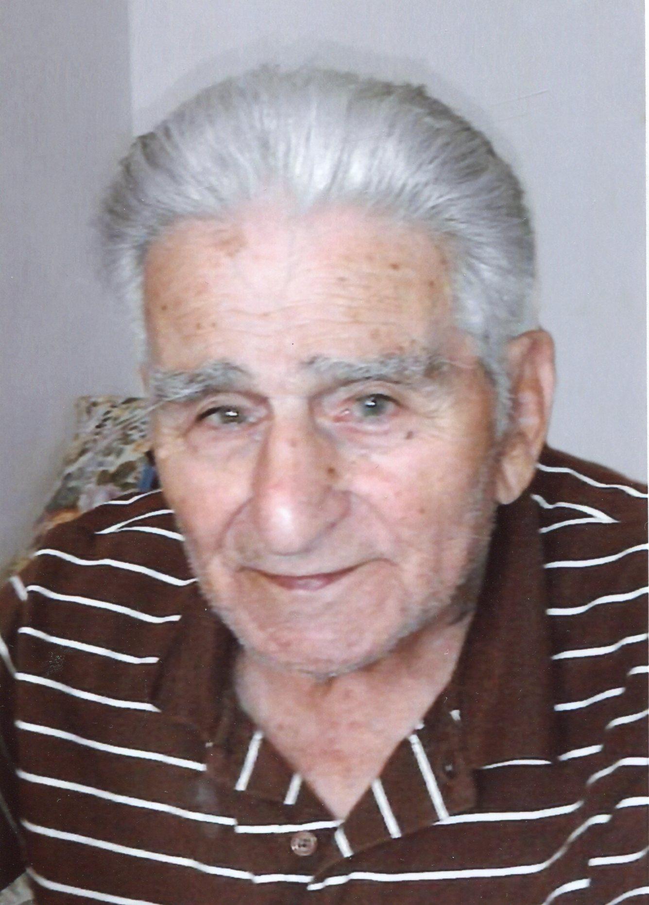 Necrologi Levone - Carlo Cussotto