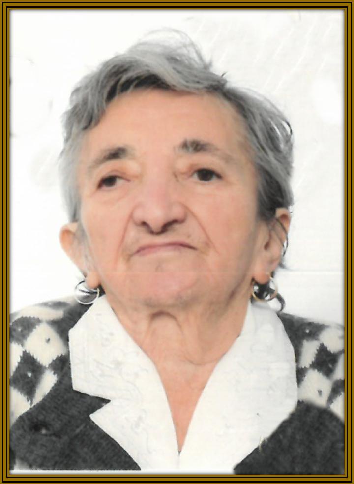 Necrologi Pianezza - MARIA ROCCA  DE SALVIA