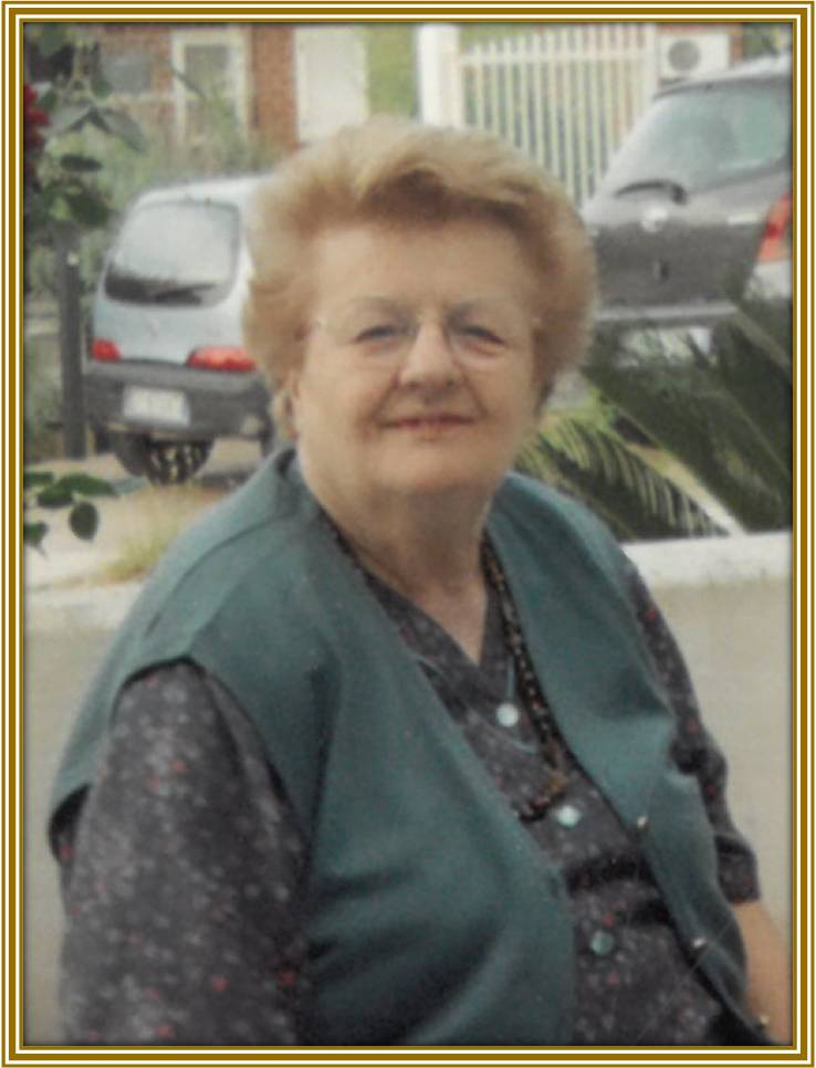 Necrologi Torino - MARIA TERESA BALDUZZI