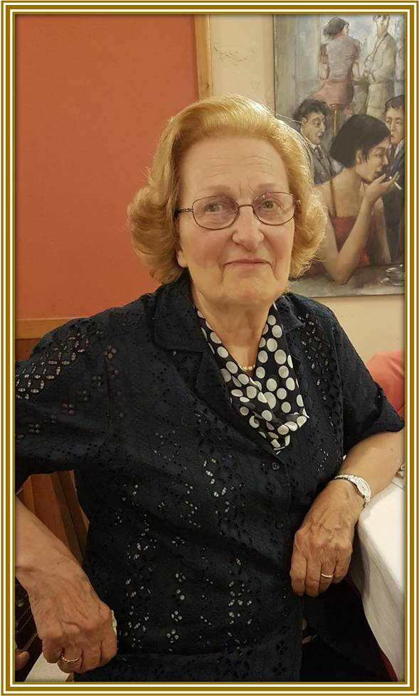 Necrologi Torino - ANNA MARIA MERCURI
